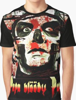 PAPA BLOODY PAPA Graphic T-Shirt