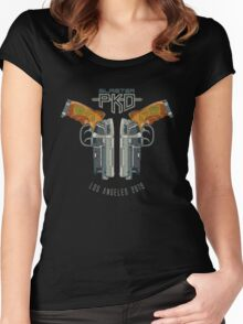 Blaster Women's Fitted Scoop T-Shirt