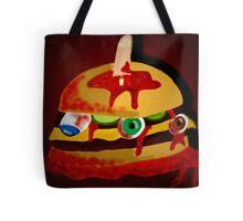 gore-burger    Tote Bag