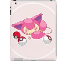 Skitty Cat iPad Case/Skin