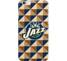 Utah Jazz iPhone Case/Skin