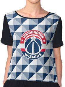 Washington Wizards Chiffon Top