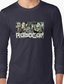 Robocop T-Shirt Long Sleeve T-Shirt
