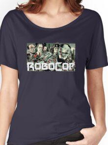 Robocop T-Shirt Women's Relaxed Fit T-Shirt