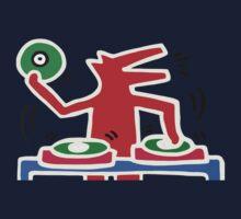 DJ HARING Kids Tee
