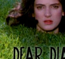 Heathers-Dear Diary Sticker