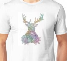 Rainbow Lace Stag  Unisex T-Shirt