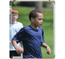 Going Out on the Field iPad Case/Skin