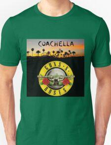 Coachella Music Festival GNR T-Shirt
