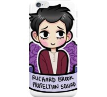 Richard Brook iPhone Case/Skin
