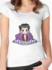 Richard Brook Women's Fitted Scoop T-Shirt