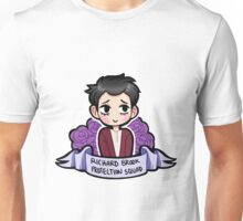 Richard Brook Unisex T-Shirt