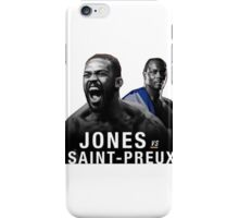 UFC 197 iPhone Case/Skin