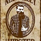 Ned Kelly the original hipster by monsterplanet