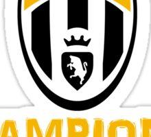 Juventus Campione d'Italia 2015 2016 Sticker