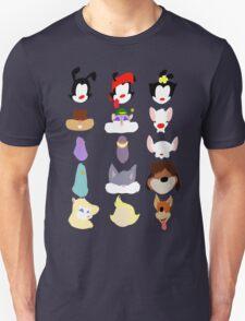 Animaniacs Animal Cast Unisex T-Shirt