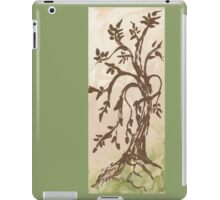 Young Willow Tree, Going With the Flow iPad Case/Skin