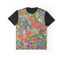 Birdy Birdy - Are We There Yet? Graphic T-Shirt