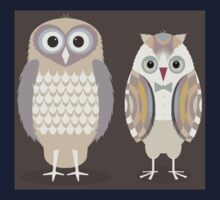 OWL DUO One Piece - Short Sleeve