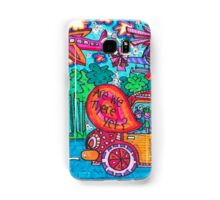 Vehicles - Are We There Yet? Samsung Galaxy Case/Skin