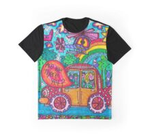 Vehicles - Are We There Yet? Graphic T-Shirt