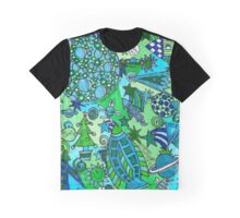 Space - Are We There Yet? Graphic T-Shirt