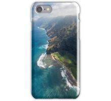 Na Pali Coast - Kauai iPhone Case/Skin
