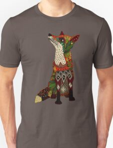 fox love juniper Unisex T-Shirt