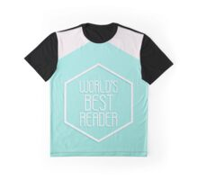 World's Best Reader Graphic T-Shirt