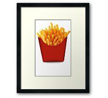 Chips! Framed Print