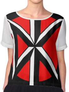 Dead Kennedys T-Shirt Chiffon Top