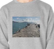 Choppy Waters At The Cobb Pullover