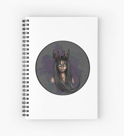 Jackalope Spiral Notebook