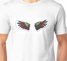 Sufjan's Wings Unisex T-Shirt