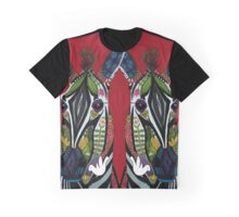 zebra love red Graphic T-Shirt