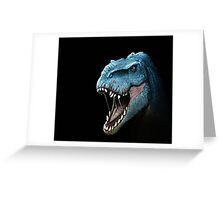 V-rex Greeting Card