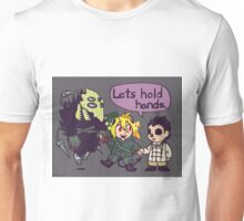 Lets Hold Hands Unisex T-Shirt