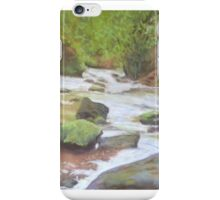 Cool waters iPhone Case/Skin