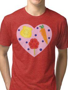 Pawsome Love Tri-blend T-Shirt