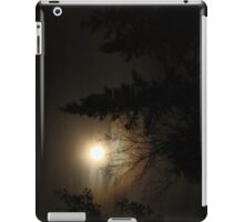 Moon Halo iPad Case/Skin