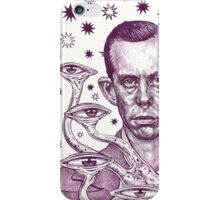 Dorf The Intergalactic Inquisitor from Planet X iPhone Case/Skin