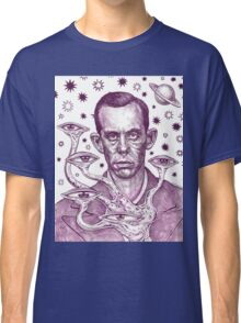 Dorf The Intergalactic Inquisitor from Planet X Classic T-Shirt