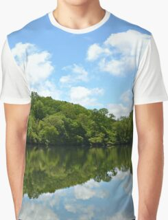 Mother Nature's Magic Mirror Graphic T-Shirt