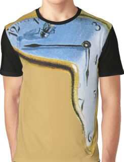 Salvador Dali: The Persistence of Memory Graphic T-Shirt