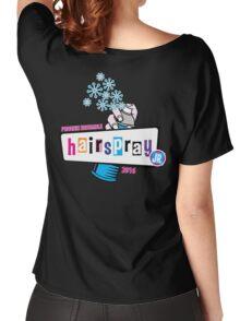 PYP - Hairspray JR (blue) Women's Relaxed Fit T-Shirt
