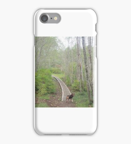 best girl in the world in nature iPhone Case/Skin