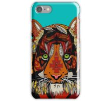 tiger chief iPhone Case/Skin