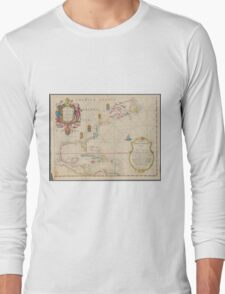1859 North America Long Sleeve T-Shirt