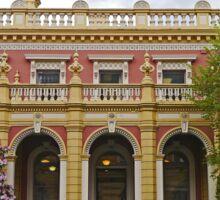 State Government Building, Launceston, Tas, Australia Sticker