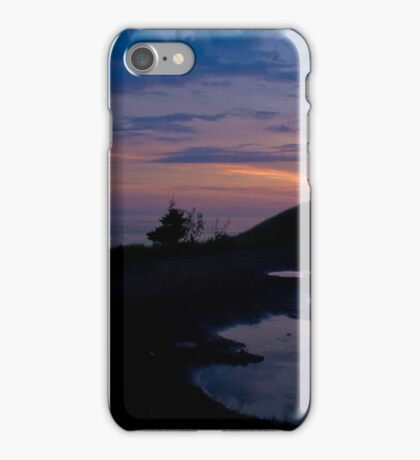 Black Rock Lighthouse, Nova Scotia iPhone Case/Skin